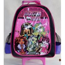 Mochila De Carrinho Grande Monster High