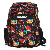 Mochila Juvenil Angry Birds P/ Notebook Abn602130
