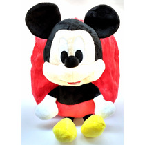 Mochila Mickey 3d Infantil Escolar Personagem Disney