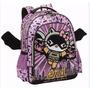 Mochila Infantil Alças P/ Costas Hello Kitty Batgirl Pacific