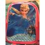 Bolsa Mochila Infantil Frozen - Rainha Elsa Pronta Entrega