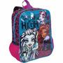 Mochila De Costas Monster High Gd
