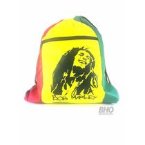 Bolsa Mochila Sacola Bob Marley Para Chuteiras Bags