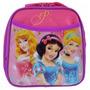 Lancheira Escolar Infantil Princesas Disney C/ Acessórios