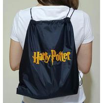 Harry Potter Saco Mochila.