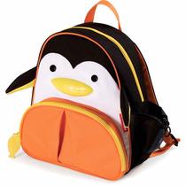Mochila Infantil Skip Hop Zoo Material Escolar Cadernos