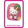 Mochila Infantil Hello Kitty Com Alças