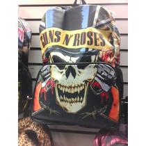 Mochila Guns N Roses
