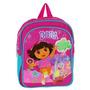 Mini-mochila Dora Aventureira, Pulando, C/flores, 10-inch 69