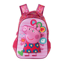 Mochila Peppa Pig Colorfull - M - 5243