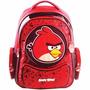 Mochila Angry Birds Gd 4bolsos Vermelh Santino