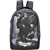 Mochila Batman Gotham City 4562