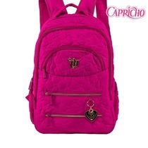 Mochila Capricho Coleção 2016 48597-rosa