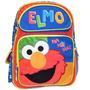 Mochila Sesame Street Elmo Ha Ha Ha Grande Escola Bag 054568