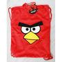 Mochila Sacola Angry Birds - Pássaro Vermelho - F11an7246-2
