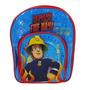 Fireman Sam Backpack - Arch Escola Travel Bag Camping