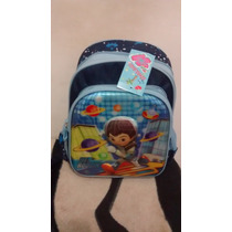 Mochila Infantil Personagens 3d Auto Relevo Pronta Entrega!