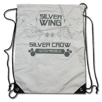 Corda Backpack Accel World Silver Crow Asas Ge11511
