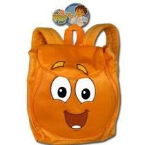 Plush Backpack Go Diego Go Resgate Plush Di28021-10