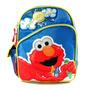 Mini Backpack Sesame Street Elmo Big Sun Bolsa Escola 078632