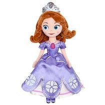 Boneca Disney Princesa Sofia - Nova Princesa Disney 36cm