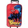 Mala Infantil 19 Homem Aranha Spiderman Dc Comics