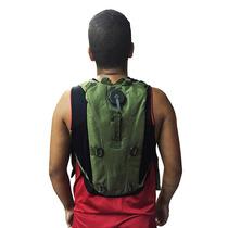 Mochila Hidratação Trekking Trilha 2 Litros Camelbak Verde