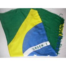 Cangas De Praia Bandeira Do Brasil
