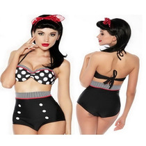 Bikini | Biquini Vintage, Retro, Pin Up - Pronta Entrega