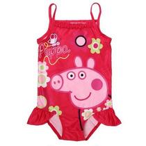 Maiô Infantil Peppa Pig Importado Pronta Entrega