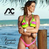 Bikini Fio Dental Anna Carol Asadelta Fernanda Corbari Bfc-3