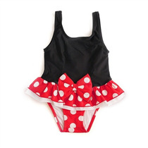 Maiô Infantil Minnie - Disney By L