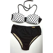 Biquini/bikini Retro Vintage Pin Up! Cintura Alta