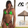 Bikinis Anna Carol Fernanda Corbari Fdv-5 Fio Dental Telinha