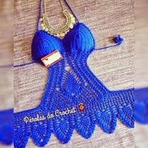 Saida De Praia De Croche Diva