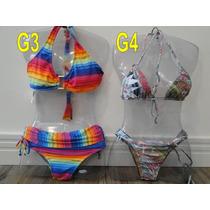 Biquini Adulto Maiô Praia - Conjunto Bikini - Tamanho G