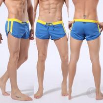 Short De Banho Esportivo / Cueca Ou Calção Sunga Masculino