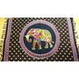 Canga Indiana Elefante E Borboleta Cores E Modelos Variados