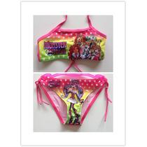 Biquini Monster High Tam 8, Colorido