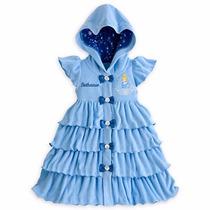 Roupao Disney Original Cinderela Azul Novo