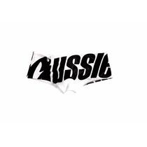 Sunga Aussiebum Sidelined - Branca/preta - Tam. 38