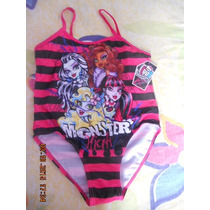 Maio Infantil Monster High