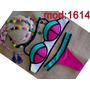 Biquini Bikini 3d Monte O Seu Com Suas Cores Panicat.