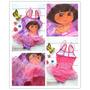 Maio 6 Modelos Dora,minnie,barbie,princesas R$39,90+frete