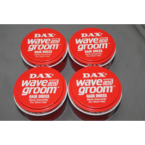 4 Latas De Cera Dax Wave And Groom