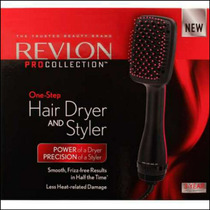 Escova Alisadora Revlon Pro Collection One-step Dryer Styler