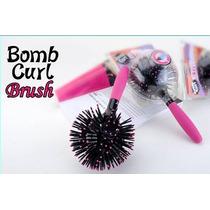Escova Modeladora Para Cachos 3d Bomb Curl Brush - No Brasil