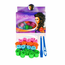 Super Magic Roller Curl Formes Formadores Cachos + Eficiente