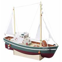 Barco Rc Aquacraft Bristol Bay Fishing Boat Rtr Aqub60 Eletr