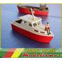 Raridade Linda Lancha Em Escala Ho 1:87 (barco Navio Veleiro